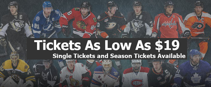Buy your Hockey tickets online at FindTicketsNow
